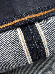 Left Hand Twill Denim Fabric