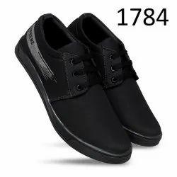 Roadmate Men Black Casual Shoes-1784