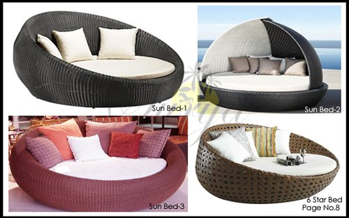 2938ae492a4 Outdoor Pool Cabana Beach Furniture Patio Daybed with Canopy Outdoor Pool  Cabana Beach Furniture Pat