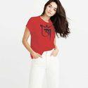 Ladies Cotton T Shirt