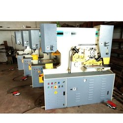 Iron Shearing and Punching Machine