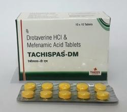 Tachispas-DM Tablets