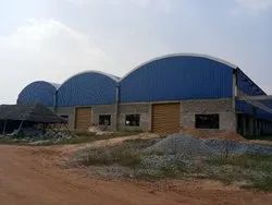 Thada Factory Roofing Shed