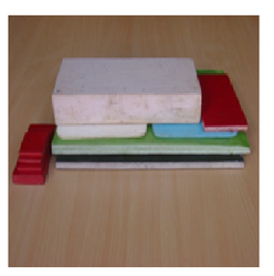 Red FRP Sheets
