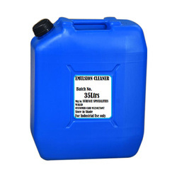 Emulsion Cleaners