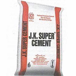 JK Lakshmi JK Super Cement, Packaging Size: 50 Kg, Packaging Type: Sack Bag