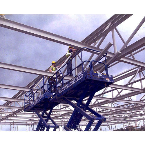 Steel Fabrication Services: Structural Steel Fabrication Service Service Provider From