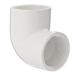 Polypropylene Socket Weld Elbow