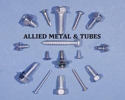 Mild Steel Metric Iron Screw, Galvanized