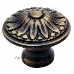 Kezia Brass Cabinet Knob