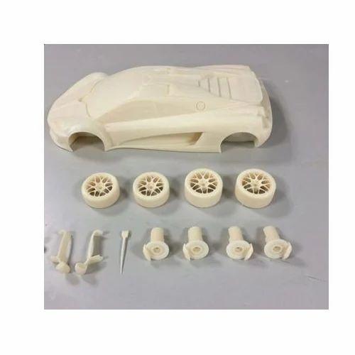 White , Car 3D Printer Model, Rs 4 /minute, Divvela 3 D
