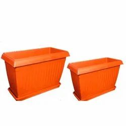 Vipin Plasticware 3 And 4 Royale Planter