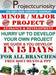 5days - 3 Months Online MTech Project Solutions/Paper Publication/PhD Thesis, in Pan India, Be