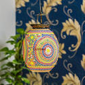 Glass Mosaic Light