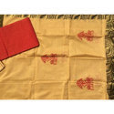 Ladies Handloom Unstitched Suit