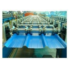 Metal Sheet Ribbing Machine
