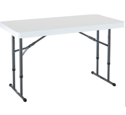 Multipurpose Folding Tables
