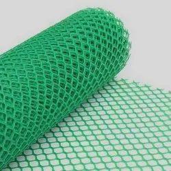 Green Hexagonal PVC Hexagon Net