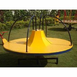 FRP Playground Merry Go Round Platform
