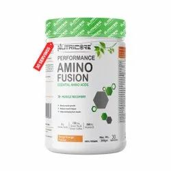 Amino Fusion Tangy Orange 360 gm