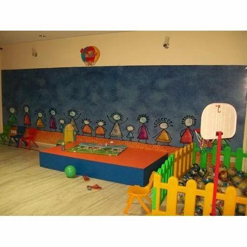 play school decoration wall stickers - bharti flex board, new delhi