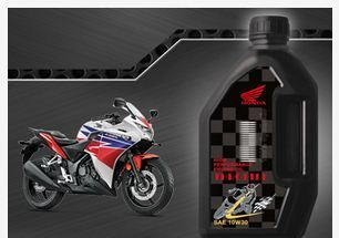 Thorttle Fully Synthetic SAE 10w30 Engine Oil & Honda 4 Stroke Motorcycle Engine Oil Sae 10w30 ...