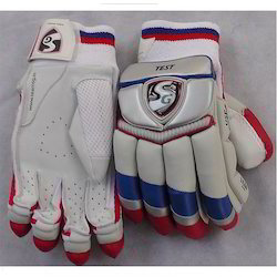 SG Test Cricket Batting Gloves