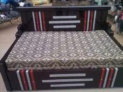 Furn N Fab Sofa Cum Bed With Mattress