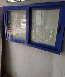 Aluminum Sliding Window, Model: Glass Tech 101