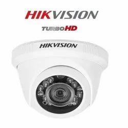2 MP Hikvision Turbo HD Dome Camera, Camera Range: 20 to 30 m