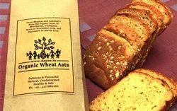 Organic Wheat Aata