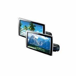 Pioneer TVM-PW910T 9.0 Rear Headrest Display, Screen Size: 9.0, Dimensions: 240mm x 143mm x 127mm