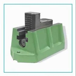 Orcan Bench Vice Face Plate Jaws, Base Type: Fixed