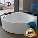 Ranger Jacuzzi Corner Massage Bathtub