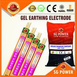 Gel Earthing Electrodes