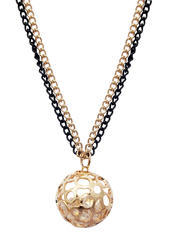 Fashion Long Chain With Pendant, Size: Free Size