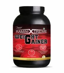 2 Years Weigh Gainer 3 Kg, Packaging Type: Bottle, Powder
