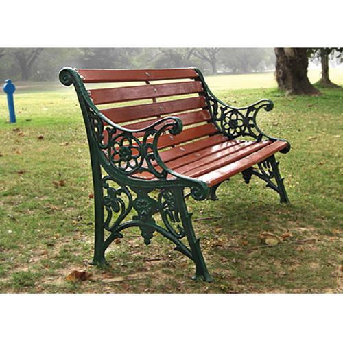Green Traditional Garden Chair