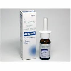 Mometasone Nasal Spray for Personal, Packaging Size: 12mL