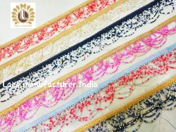Mix all types lace and latkan