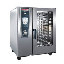 Industrial Rational Combi Oven SCC61E, Size/Dimension: Medium, Capacity: 500-1000 Kg