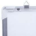 Double Sided Magnetic White Board - A3