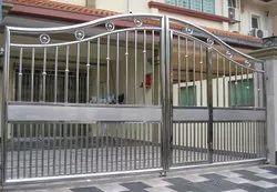 SS Entrance Main Gate