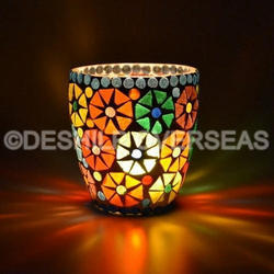 Colorful Votive Holders