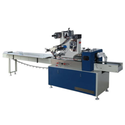 Automatic Horizontal Flow Wrapping Machine