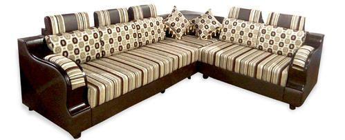 Wooden Sumo Fast Corner Sofa With Best Price