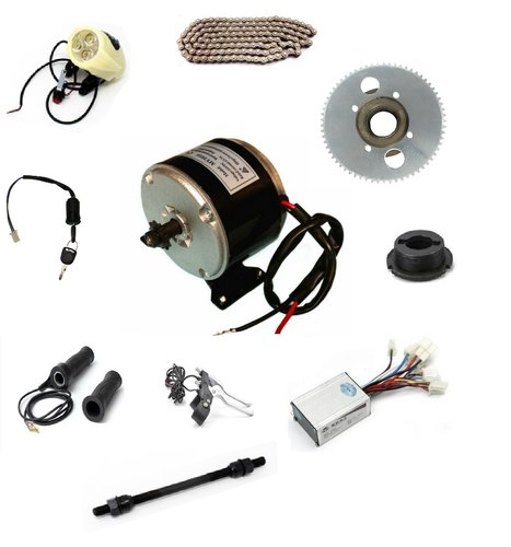 Combo Kit My1016 250w Motor Diy E Bike Electric Bicycle Kit