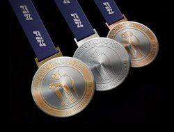 Round Medals Awards