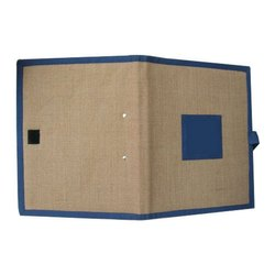 Jute Eco-Friendly File Folder