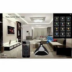 Smart Phone Through Wi-Fi 50-60 Hz Home Security System, Automatic